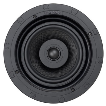 "Sonance 6.5"" Surround Sound Speakers, In-ceiling or In-wall"